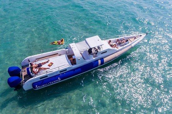 Excursions entre les îles de Phuket...