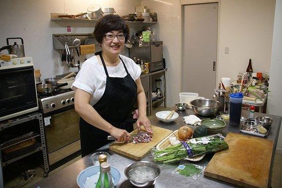 Privater japanischer Kochkurs mit...