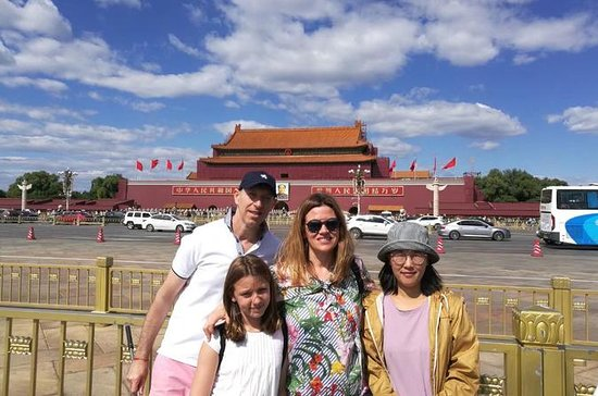 Forbidden City Private Tour with...