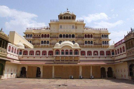Privat dagstur til Jaipur fra Kolkata...