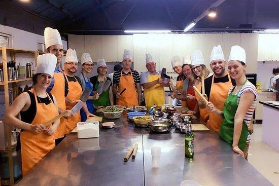 上海私人烹饪班的素食选择