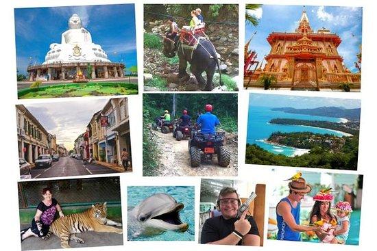 Phuket Attraksjoner og Aktiviteter...