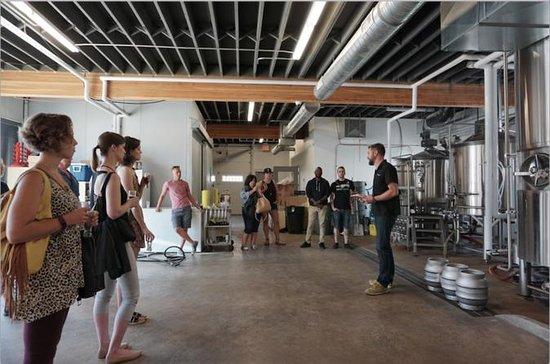 Tour de bière artisanale d'Edmonton