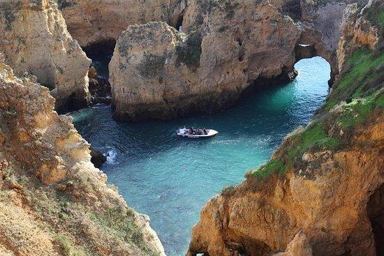 Bootsausflug nach Ponta da Piedade ab...