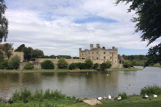 Private Tour von Leeds Castle und...