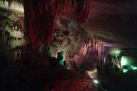 Sataplia og Prometheus Caves Tour i...