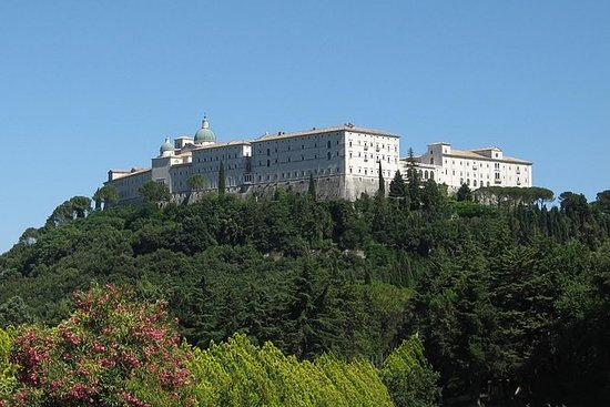 Montecassino y Caserta
