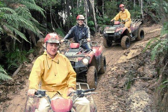 Mighty Mud Track - QUADS