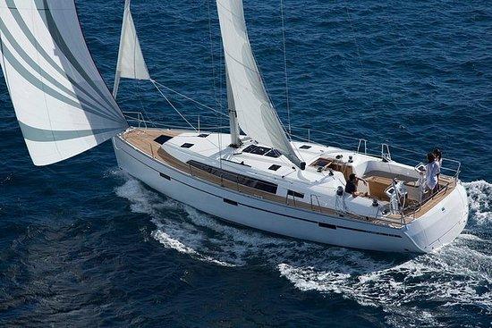バイエルン41ラグジュアリーセーリングヨットチャーター