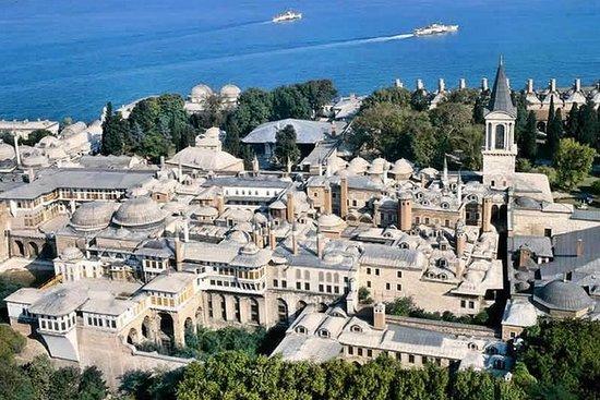 Topkapi-palasset og Harem i Istanbul