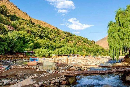 从马拉喀什到阿特拉斯山脉的私人一日游