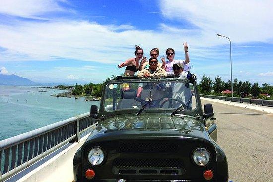 Åpne tur fra Hoi An til Hue av Jeep...