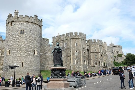 Private Windsor Castle And Eton Tour