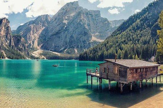 Da Venezia al cuore delle Dolomiti