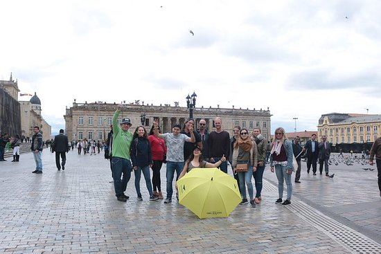 Bogotá Stadt-Private Tour