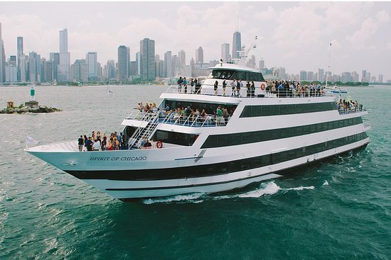 Spirit of Chicago Lunch Cruise with...