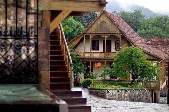 Visita alla Svizzera armena