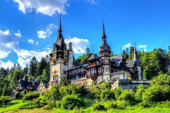 Draculas Castle and Transylvania Tour