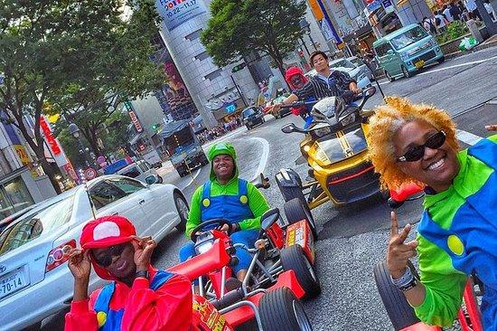 Official Street Go-Kart Tour - Tokyo...