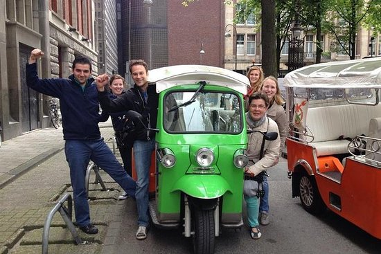 Amsterdam Small-Group Sightseeing...