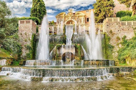 Viagem de um dia de Roma a Tivoli