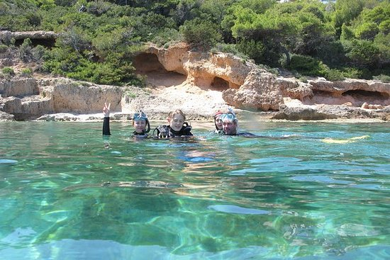 Oppdag dykking i Nea Makri, Athen