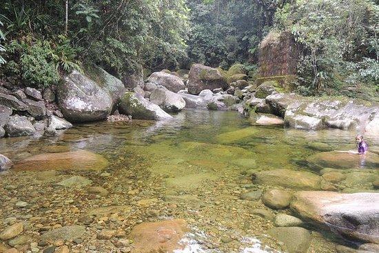 Cachoeiras de dia inteiro e excursão...