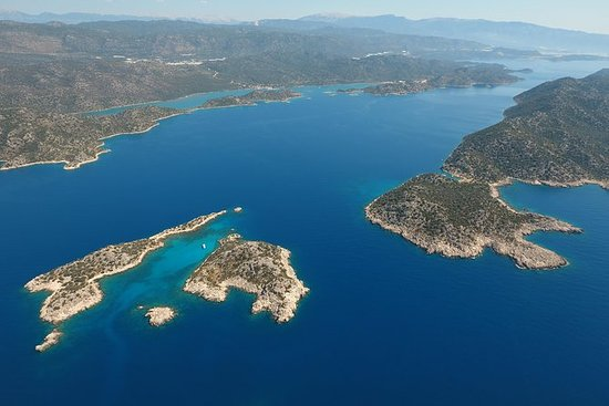 Private Boat Tour to Kekova and...