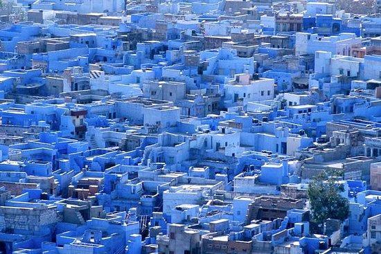 Tour a pie por Blue City Heritage