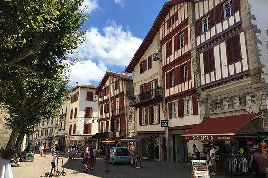 Saint Jean de Luz私人徒步之旅