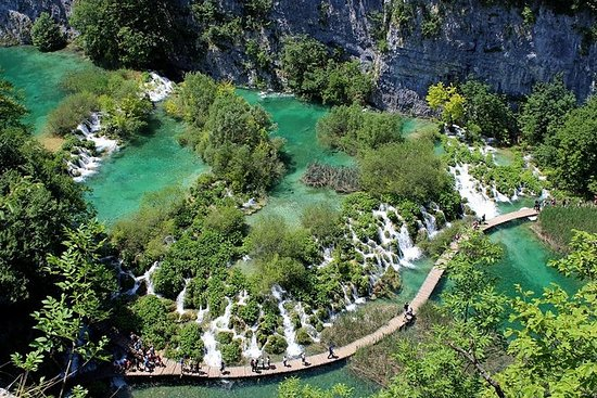 Plitvice Lakes Full-Day Private Tour...