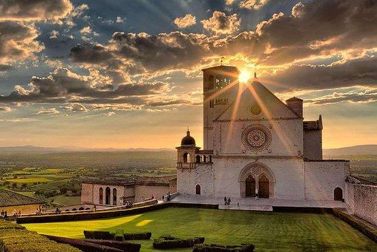 来自罗马午餐的Assisi Fullday