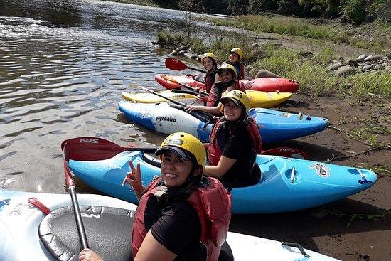 Whitewater Kayak Novice Clinic
