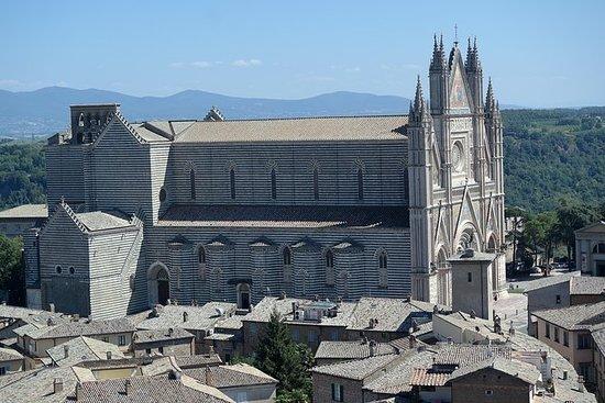 Orvieto Kathedrale und U-Bahn Tour