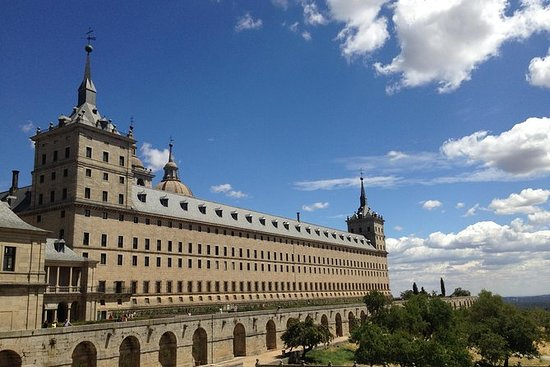 Escorial, Valley of the Fallen...