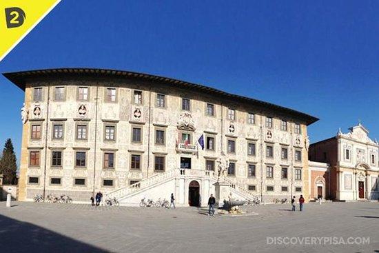 Il meglio del tour guidato di Pisa