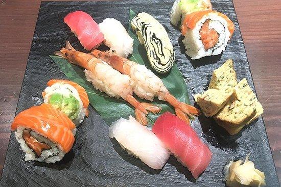 Traditional or Vegetarian Sushi...