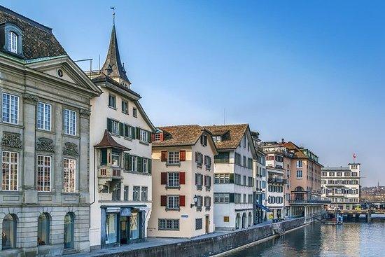 Land og vanntur i Zürich