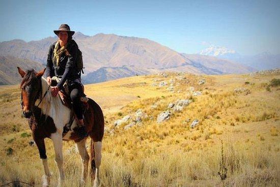 Mezza giornata a cavallo a Cusco