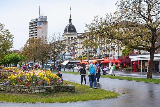 Interlaken city tour with private...