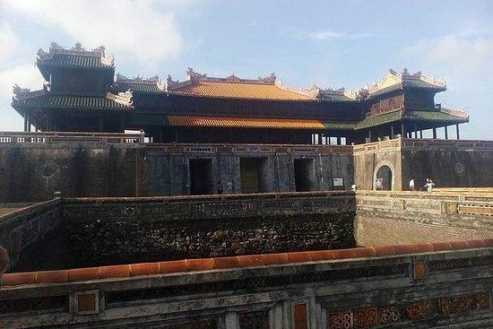 从HOI AN CITY或DA NANG CITY经HAI VAN...