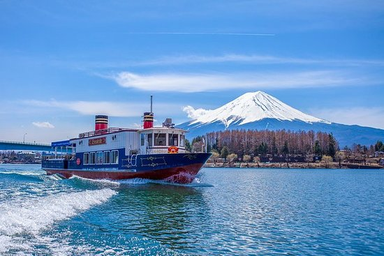 Dagtrip naar Mt Fuji, Kawaguchiko en ...