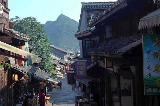 Private Guiyang Day Tour including...