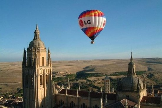 Hot-Air Balloon Ride over Segovia...