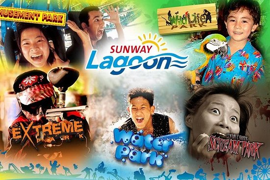 Sunway Lagoon: Admission Ticket...