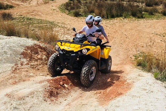 Excursión en quad Gorgos Off Road