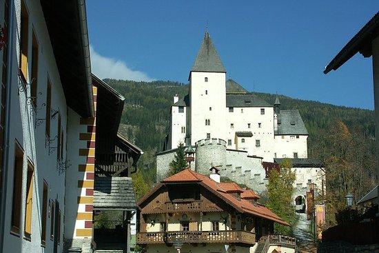 奥地利南部 - 萨尔茨堡私人观光旅游
