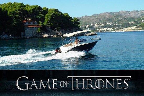 Dubrovnik tour privé en bateau de...