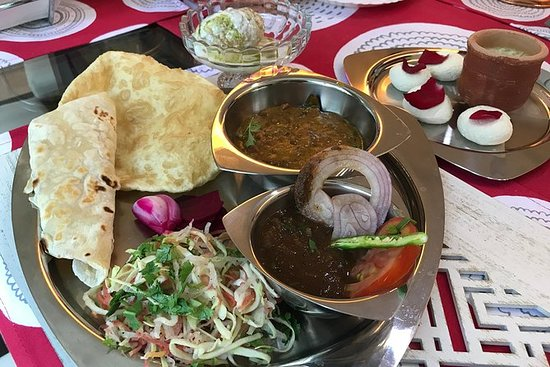 Homemade Indian Food Experience with...