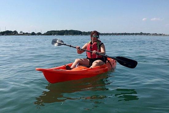 Location de kayaks sur le port de...